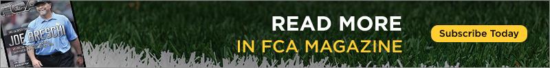 Read FCA Magazine