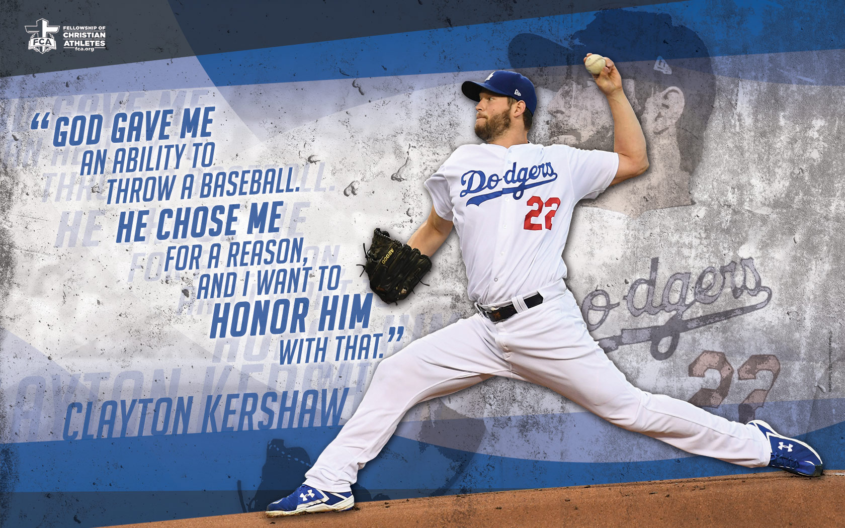 clayton kershaw fca resources