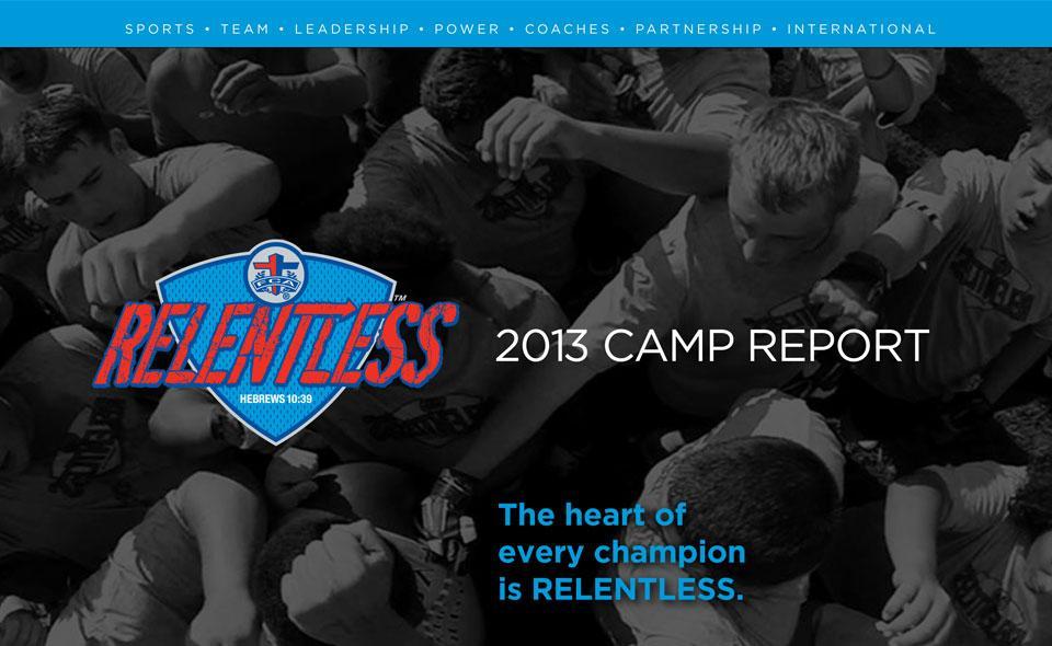 Camp Report
