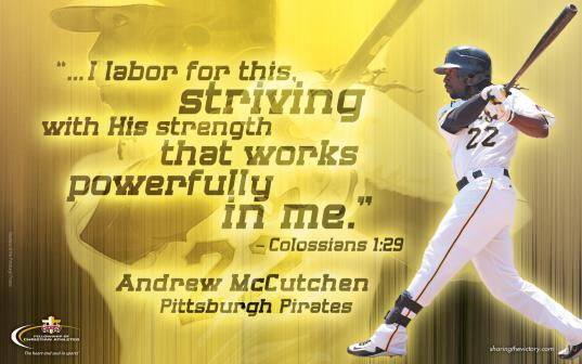 Andrew McCutchen FCA Resources